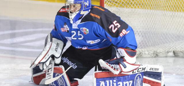 Smith kommt, Treibenreif bleibt:  Die Rittner Buam planen mit Goalie-Duo