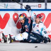 Red Bulls verlieren erstes Viertelfinal-Spiel gegen Ingolstadt