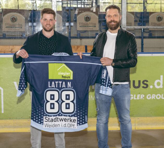 Transfercoup: Nick Latta wechselt von den Straubing Tigers nach Weiden