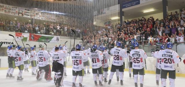 Rekordsieger Augsburg kommt wieder zum Dolomitencup