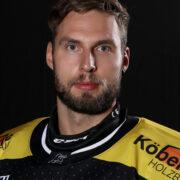 Dominik Bauer fängt weiterhin für den ERC