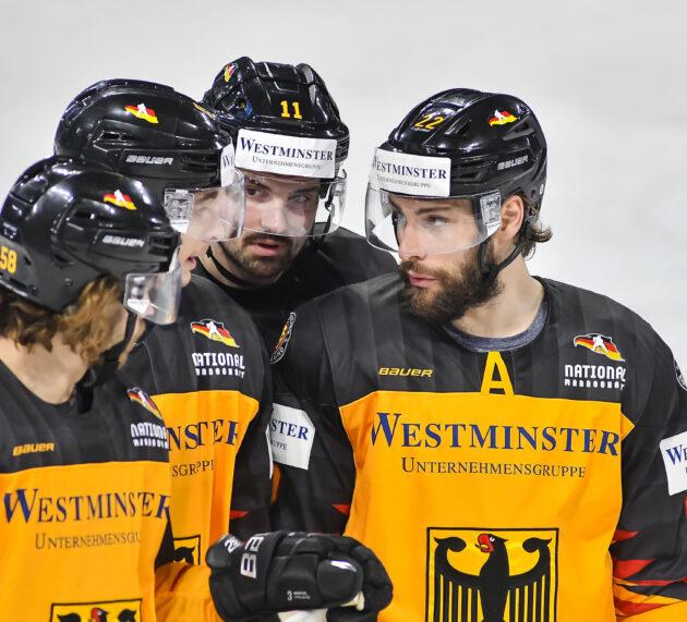DEB-Auswahl macht WM-Viertelfinale durch 2:1-Sieg gegen Gastgeber Lettland klar / Viertelfinale am Donnerstag gegen die Schweiz