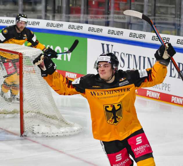 DEB-Team reist mit Sieg im Rücken nach Riga