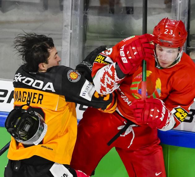 DEB-Team verliert trotz Chancenplus erstes Duell gegen Belarus