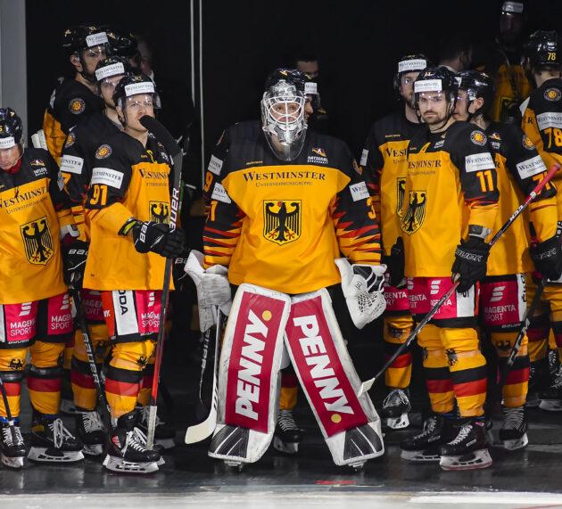 """DEB-Team wieder auf dem Eis: """"Jeder hat sich gefreut"""""""