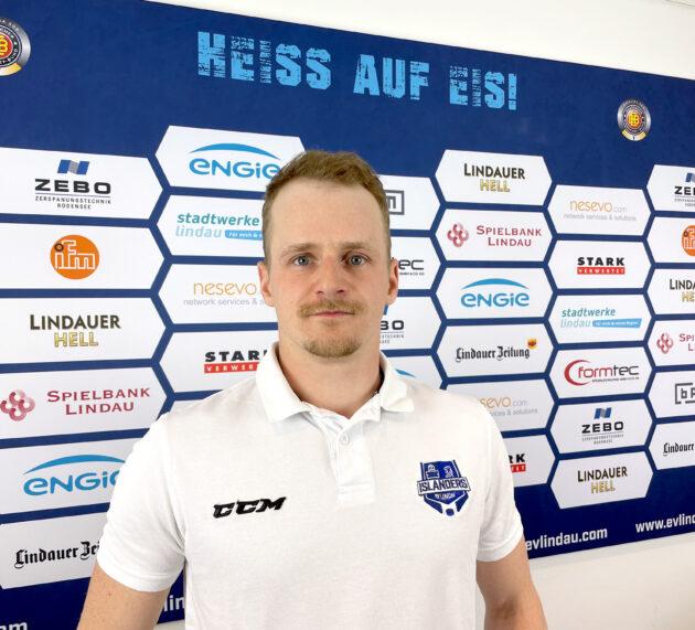 Transfercoup bei den Islanders – DEL2 Topgoalie Nemec wechselt an den Bodensee