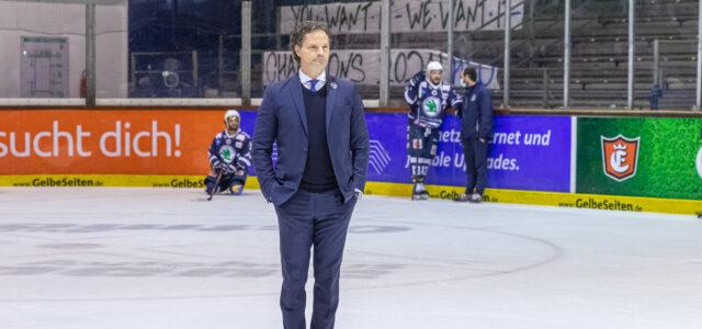Tim Kehler bleibt Cheftrainer der Kassel Huskies