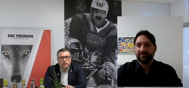 Robert Hoffmann ist neuer Cheftrainer der Wölfe