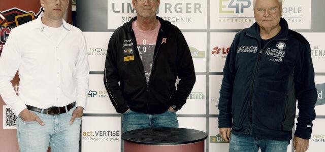 Ein Niederländer für die Rockets: Jeffrey van Iersel neuer Cheftrainer der EG Diez-Limburg