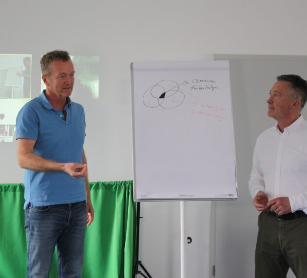 """""""Konflikte im Sport"""": Düsseldorfer EG Head-Coach Harold Kreis war Co-Referent bei  der Sportmentalcoach-Ausbildung in von Kunhardt Akademie"""