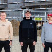 Drei EVL-Talente erhalten Förderlizenz für die Passau Black Hawks
