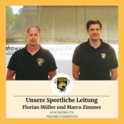 Neue sportliche Leitung beim EHC Bayreuth