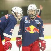 Zwei neue Gesichter für die Red Bull Hockey Juniors