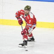 Vierte Saison in Weißrot für Dan Catenacci