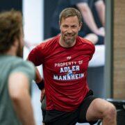 """Adler: """"Sein Know-how, seine Philosophie und sein ganzheitlicher Ansatz passen zu unseren Ansprüchen"""" – Petter Pettersson wird neuer Athletiktrainer"""