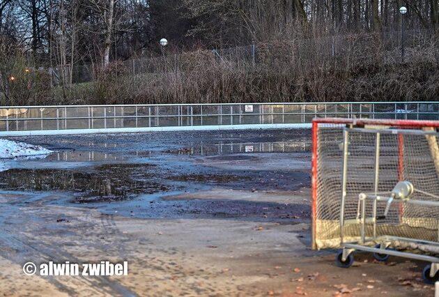 Eisbereitung verzögert sich erneut: Stellungnahme des ECDC Memmingen