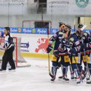 DolomitenCup: Der deutsche Meister Eisbären Berlin ist zu stark für Italien
