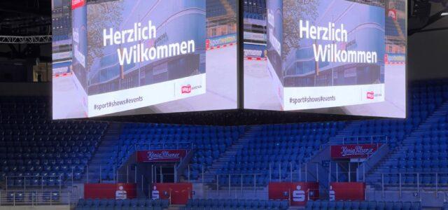 Neues Highlight in der Krefelder Yayla Arena