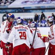 Pre-Season Start für die Red Bull Hockey Juniors