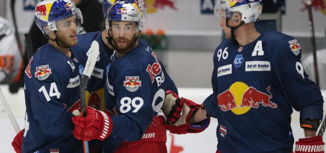Platz drei beim Red Bull Salute geht an Salzburg! Red Bulls feiern klaren 6:1-Erfolg gegen Košice