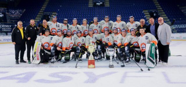 Starke Wölfe! HCP gewinnt den Tatra Cup 2021!