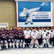 EHC Troisdorf Dynamite, die Icedome Troisdorf GmbH und die Puckys Sportsbar sammeln 13.977,63 € für die Opfer der Flutkatastrophe