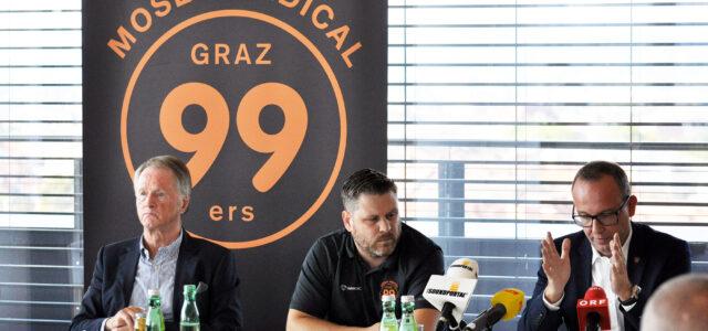 Meilenstein im Profisport: Graz99ers setzen mit Co2-neutralen Heimspieltagen ein aktives Zeichen für den Klimaschutz