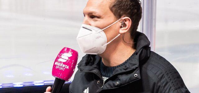 """Basti Schwele, TV Kommentator und """"Stimme des deutschen Eishockeys"""", im Interview: """"Eine Eishockey WM ist immer auch eine Momentaufnahme"""""""