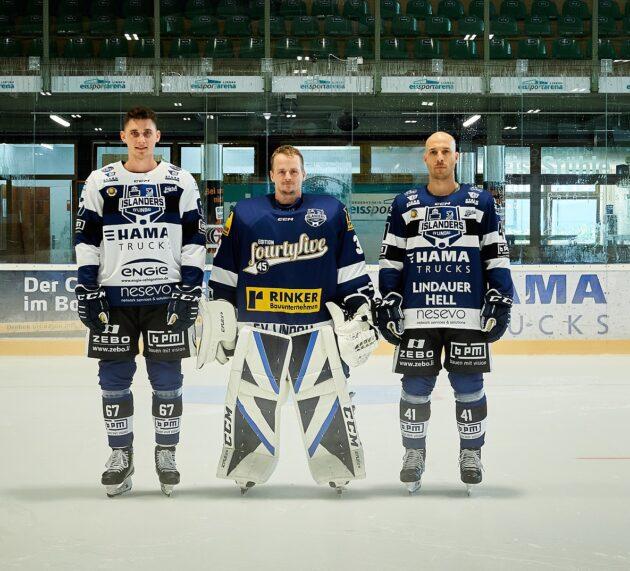 Testspiel in Füssen als nächster Härtetest für die Islanders