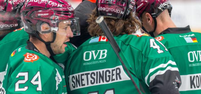 Snetsinger-Doppelpack beim 6:1-Sieg gegen Füssen