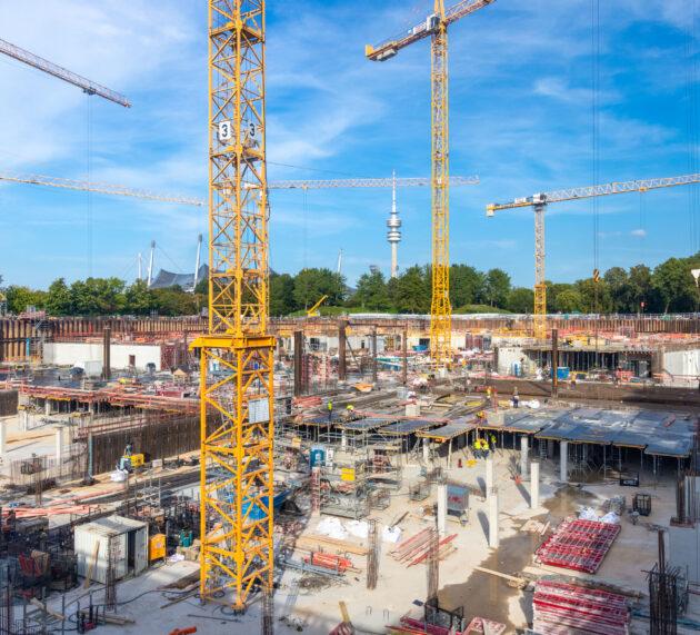 Inbetriebnahme verzögert sich: SAP Garden in München öffnet seine Tore Ende 2023
