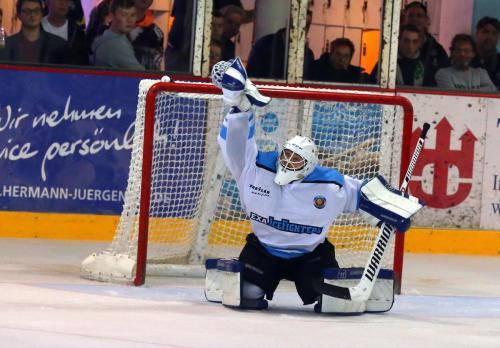 Benedict Rossberg, EXA Icefighter Leipzig