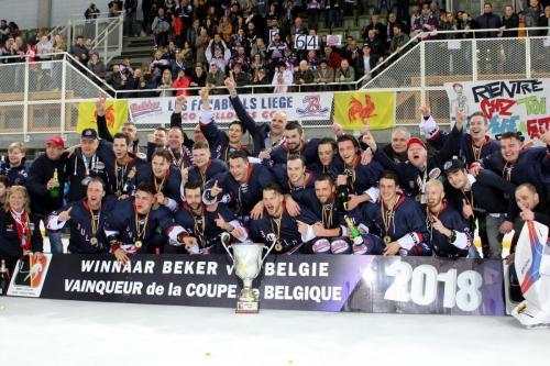 Beker van Belgie Cup