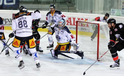 Thomas Sabo Ice Tigers vs. EV Zug