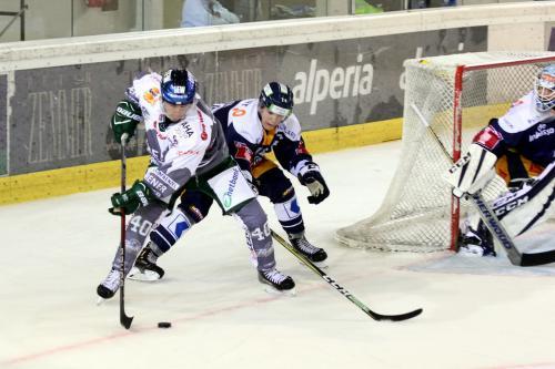 Finale: EV Zug vs. Augsburger Panther