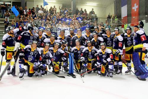 Dolomitencup-Sieger 2017: EV Zug