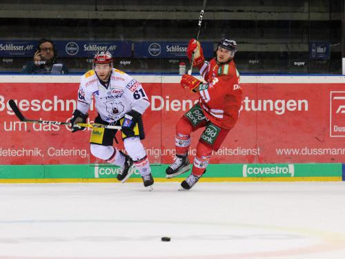 Sean Backman (EBB) - Stephan Daschner (DEG)