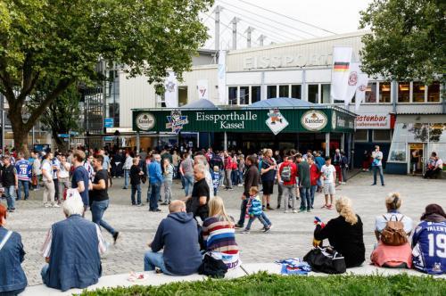 Wingas-Cup Kassel Huskies vs. HK Vitjaz