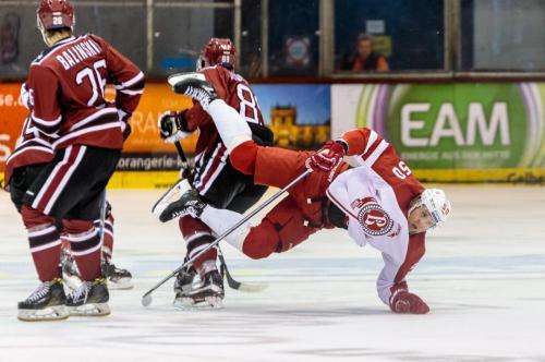Wingas Cup - Dinamo Riga vs. HK Vitjaz
