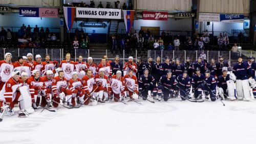 Wingas-Cup - HK Wityaz vs. Slovan Bratislava