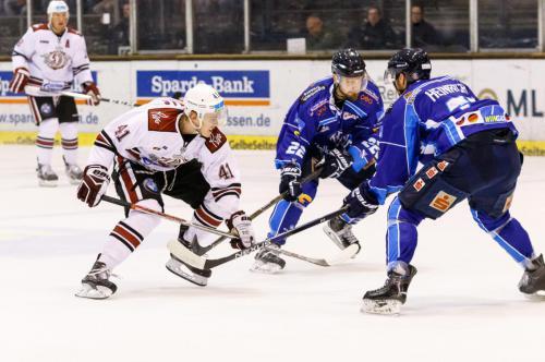 Wingas-Cup - Dinamo Riga vs. Kassel Huskies