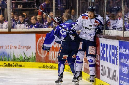 DEL2 - Kassel Huskies vs. Dresdner Eislöwen
