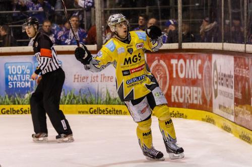 DEL2 / Kassel Huskies - Bayreuth Tigers