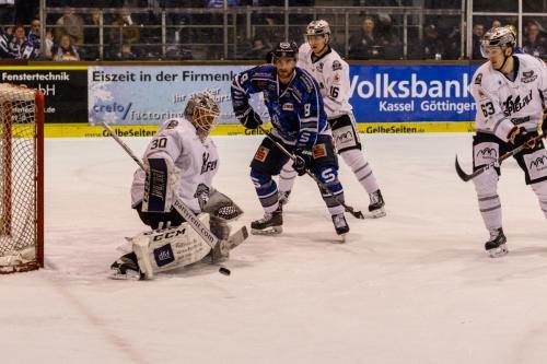 DEL2 VF2 / Kassel Huskies - Löwen Frankfurt