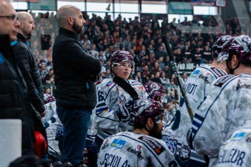 DEL2 VF3 / Löwen Frankfurt - Kassel Huskies