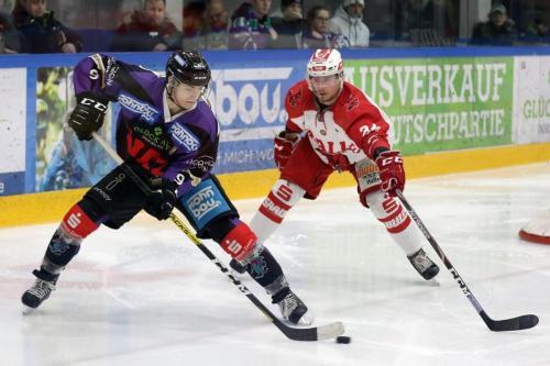 Moskitos Essen - Saale Bulls Halle (20.12.2019)