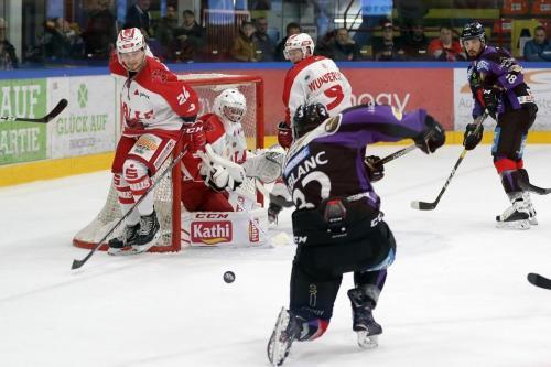 Moskitos Essen - Saale Bulls Halle (13.10.2019)
