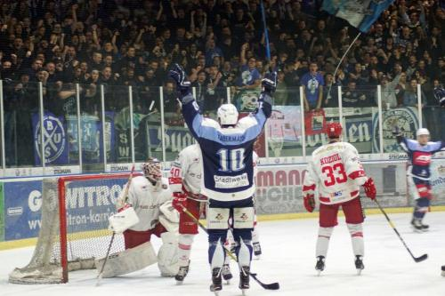 Blue Devils Weiden - Hannover Scorpions (22.03.2019)