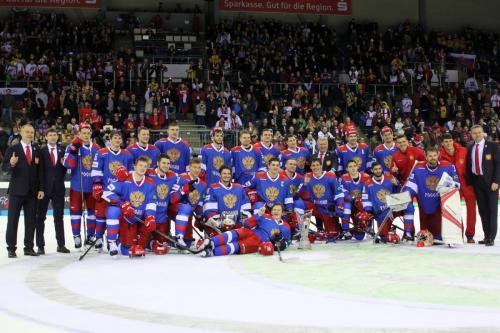 Turniersieger Russland