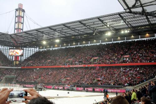 DEL Wintergame 2019 - Südtribüne